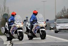 Politie: 4,6 miljoen verkeersinbreuken in 2015