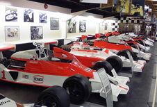 Musées automobiles : Donington Grand Prix Exhibition (Donington)