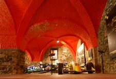 Automusea: Museum van het circuit van Spa-Francorchamps (Stavelot)