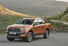 Vernieuwde Ford Ranger gaat Europees