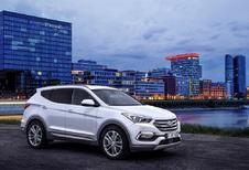 Lichte facelift en extra veiligheid voor Hyundai Santa Fe