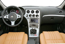 Alfa Romeo 159 Sportwagon - 1.9 JTDM 115 Progression (2006)