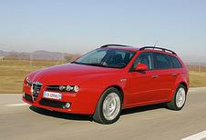 Alfa Romeo 159 Sportwagon - 1.9 JTDM 120 (2006)