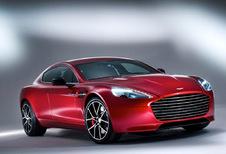Aston Martin Rapide - V12 (2010)
