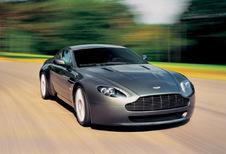 Aston Martin V8 Vantage - V8 Vantage (2005)