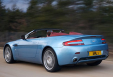 Aston Martin V8 Vantage Volante - V8 Vantage Roadster (2007)