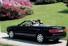 Audi 80 Cabriolet - 1.9 TDI Design (1991)