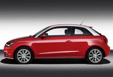 Audi A1 - 1.6 TDI 105 S-Line (2010)