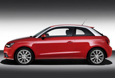 Audi A1 - 1.4 TFSI 185 S tronic S-Line (2010)
