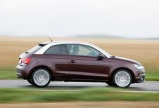 Audi A1 - 1.6 TDi 66kW S line (2014)