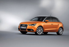 Audi A1 Sportback - 1.6 TDI 90 Attraction (2012)