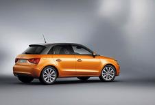 Audi A1 Sportback - 1.6 TDI 90 Ambition (2012)