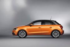 Audi A1 Sportback - 1.6 TDI 90 S-Line (2012)