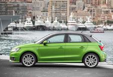 Audi A1 Sportback - 1.4 TFSi 136kW S tronic S line (2014)