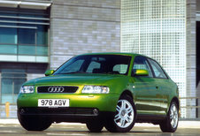 Audi A3 - 1.9 TDi Attraction 96kW (2000)