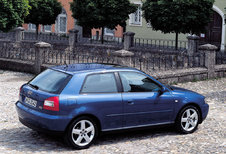 Audi A3 - 1.9 TDi Attraction (2000)