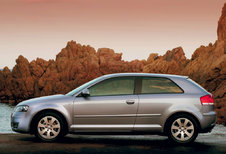 Audi A3 - 1.9 TDI Ambition                                   (2003)