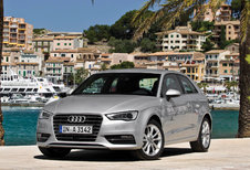Audi A3 - 1.4 TFSi 92kW S tronic Ambiente (2016)