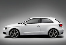 Audi A3 - 1.6 TDi 81kW Attraction (2016)