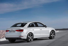 Audi A3 Berline - 2.0 TDI 136 Stronic Ambition (2013)