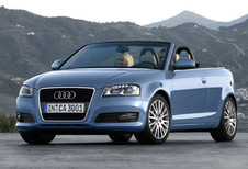 Audi A3 Cabriolet - 1.6 TDI Attraction (2008)