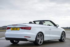 Audi A3 Cabriolet - 1.4 TFSi 92kW S Line (2016)