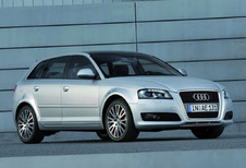 Audi A3 Sportback - 1.6 TDI Attraction (2004)