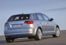 Audi A3 Sportback - 1.6 TDIe Attraction (2004)