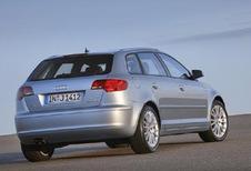 Audi A3 Sportback - 2.0 TDI 136 S-Line (2004)