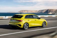Audi S3 5p - 2.0 TFSI S3 S tronic quattro Sportback (2021)