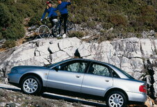 Audi A4 - 2.5 TDI Tiptronic (1999)