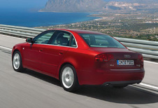 Audi A4 - 1.6 (2004)