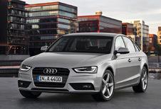 Audi A4 - 2.0 TDi 110kW S Line (2015)