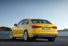 Audi A4 - 2.0 TDi 110kW S tronic S line (2016)