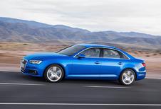 Audi A4 - 1.4 TFSi 110kW (2016)