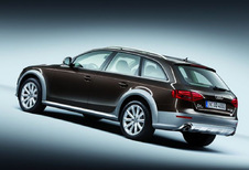 Audi A4 Allroad Quattro - 3.0 V6 TDI (2009)