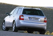 Audi A4 Avant - 1.9 TDI 130 (2001)