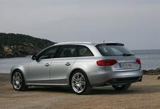Audi A4 Avant - 2.0 TDI 143 (2008)