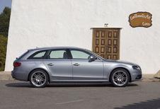 Audi A4 Avant - 2.0 TDIe 136 (2008)