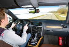 Audi A4 Avant - 2.0 TDi 100kW (2015)