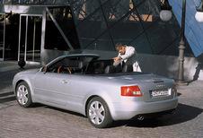 Audi A4 Cabriolet - 2.5 Tdi Multitronic (2002)