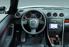 Audi A4 Cabriolet - 2.0 TDI 136 (2005)