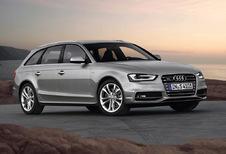 Audi S4 Avant - 3.0 TFSi 245kW S tronic quattro (2014)