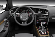Audi A5 Cabriolet - 2.0 TDI 163 S-Line (2009)