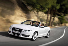 Audi A5 Cabriolet - 2.0 TDI 163 S-Line (2009)
