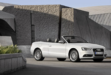 Audi A5 Cabriolet - 2.0 TDi 130kW S line (2015)