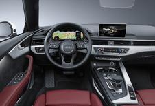 Audi A5 Cabriolet - 2.0 TFSi 169kW S Tronic quattro (2017)