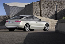 Audi A5 Sportback - 2.7 V6 TDI 163 Multitronic S-Line (2009)