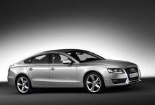 Audi A5 Sportback - 2.0 TDI 163 (2009)