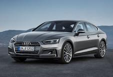 Audi A5 Sportback - 2.0 TDi 110kW Multitronic (2017)
